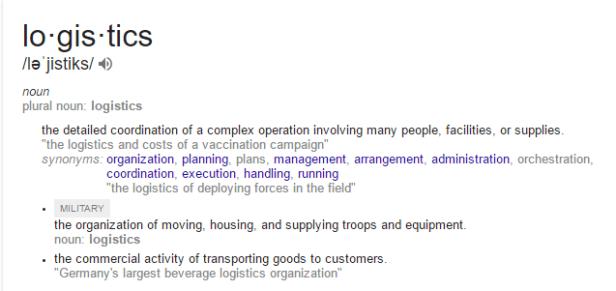 logistics_def